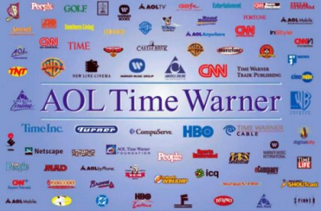 AOL Time Warner Posts Massive Loss